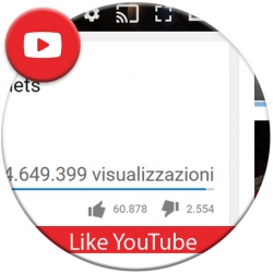 Like YouTube
