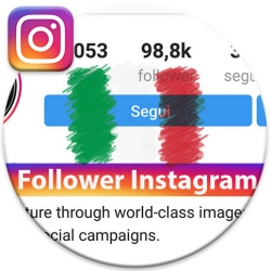 Follower Instagram italiani