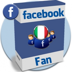 Fan Facebook Italiani