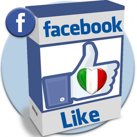 like  Facebook  Italiani per post foto